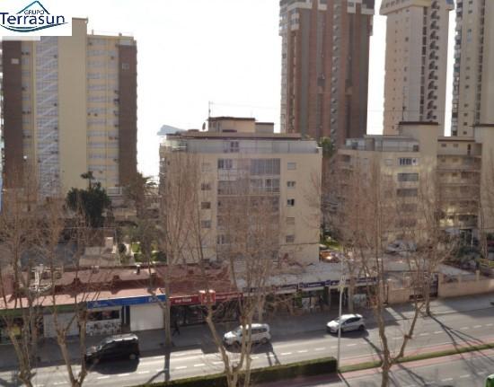 Квартира 55 кв.метров в Бенидорме