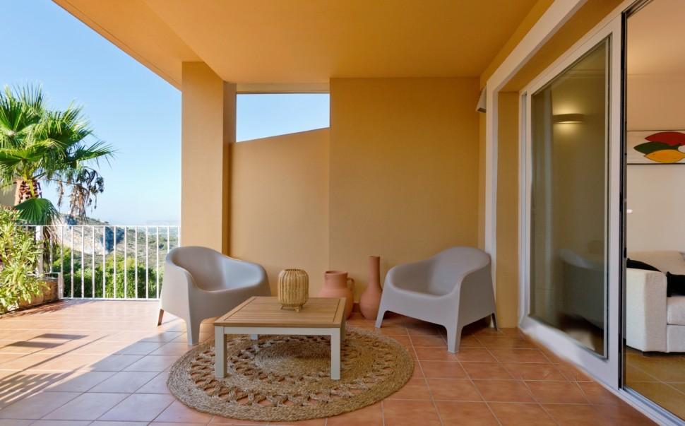 Квартира 92 кв.метра на первой линии моря в Бенитачеле