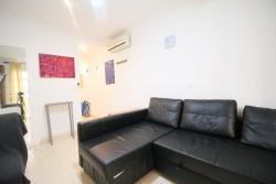 Квартира с мебелью в центре Аликанте
