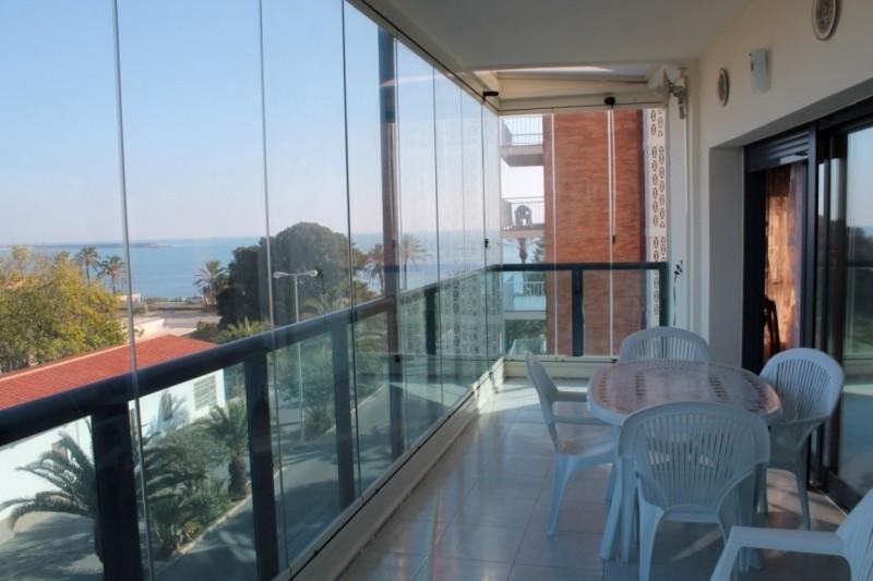 Шикарная квартира с видом на море в Торревьехе