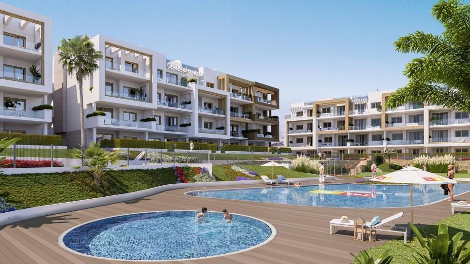 Отличные апартаменты 99 кв. метров в Вильямартин
