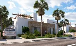 Новый двухквартирный дом Monfort del Cid, Аликанте