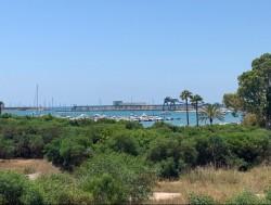 Квартира 60 кв.м с видом на море Торревьеха в 100 м от пляжа