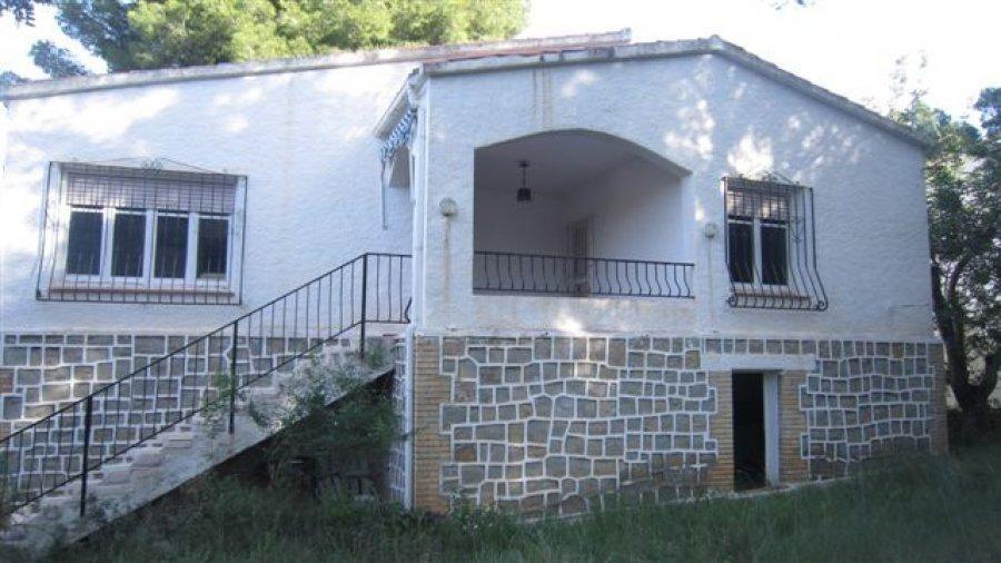 Небольшой дом в Кальпе, требуется ремонт