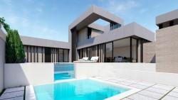 Вилла в стиле люкс 109 кв.метров