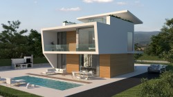 Современный дом 225 кв. метров в Кампоамор