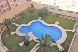 Квартира в центральном районе, есть бассейн, Торревьеха