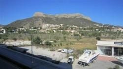 Апартаменты с 4 спальнями и видом на горы в Кальпе