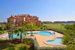 Новые роскошные апартаменты в Mar Menor Golf, Los Alcázares