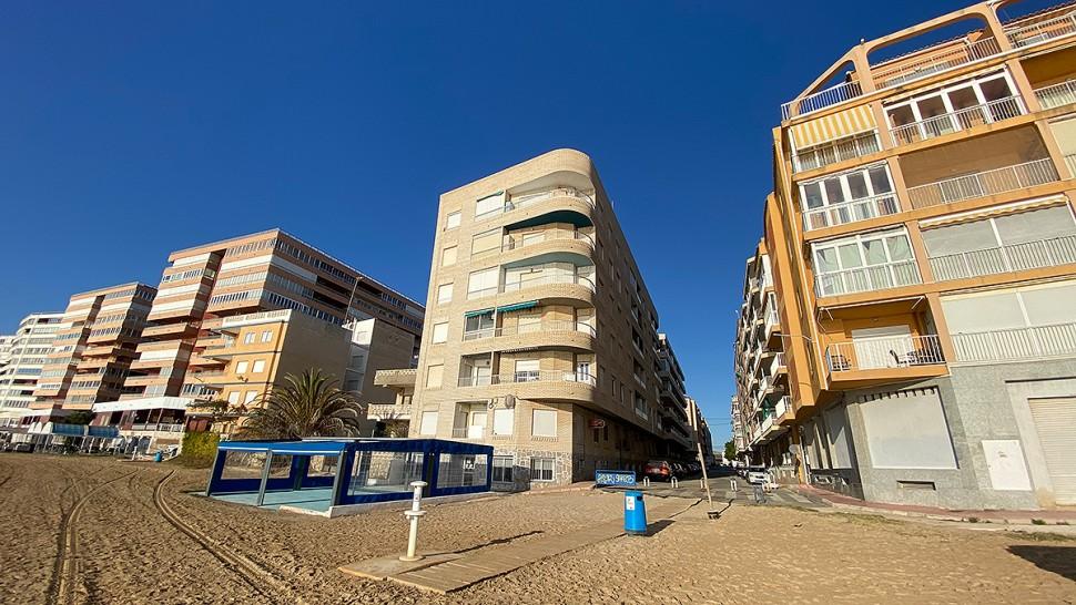 Квартира на первой линии пляжа, Торревьеха - Асекьон